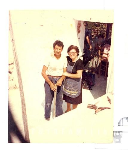 1960 - 1990, Michele Vitiello e Lucia Del Ponte in posa ...