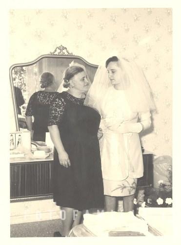 Matrimoni Bassano Romano : Il matrimonio della nonna materna scheda id