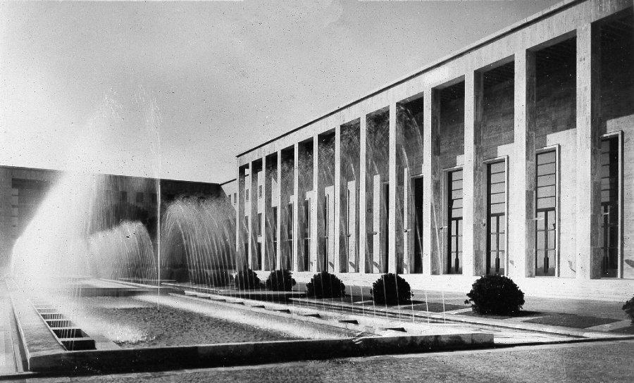 Archivio centrale dello stato guida ai fondi ente for Uffici eur roma