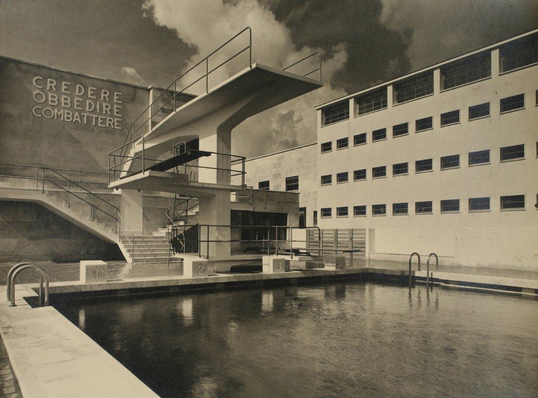 Archivio centrale dello stato guida ai fondi archivi for Architettura fascista in italia