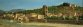 [Veduta dell'Arno con le Mulina e la torre di San Niccolò di Lorenzo Gelati]