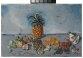 [Natura morta marina con ananas di Filippo De Pisis]