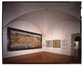 """[Veduta della Sala A del Museo Storico Topografico """"Firenze com'era""""]"""