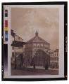 Le Baptistere de St. Jean a Florence. Cote' qui fait face du Dome