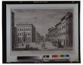 Veduta della piazza di S. Maria Maggiore, e della strada che conduce a S. M.a Novella