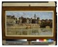 Veduta delle rovine sull'Arno 1944