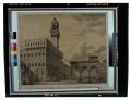 Palazzo Pitti detto Palazzo Vechio in Firenze
