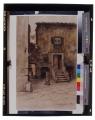 Via del Campidoglio e la chiesa di S. Maria in Campidoglio trasformata in abitazione
