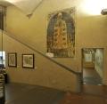 veduta dell'ingresso al Museo