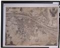 Pianta della città di Firenze nelle sue vere misure