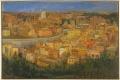 [Paesaggio di Roma dal Pincio di Mario Mafai]