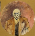 """[Ritratto del Marchese di Villanova/ Collezione """"I Tondini"""" di Ottone Rosai]"""