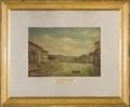 L'Arno e il Ponte alle Grazie da Ponte Vecchio