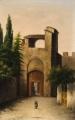La Porta a' Pinti nel 1867