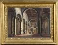 Interno della basilica di S. Miniato al Monte