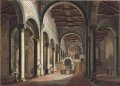 Interno della basilica di S. Miniato al Monte
