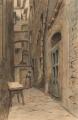 Vicolo Chiuso in Borgo SS. Apostoli