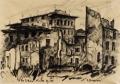 Por S. Maria Firenze Agosto 1944