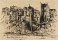 Borgo San Jacopo dal Lungarno Acciaioli - Firenze agosto 44