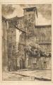 Piazza S. Stefano al Ponte Vecchio / Firenze