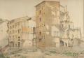 Borgo San Jacopo nel 1948