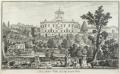 Pozzolatico Villa del Sig.r Senat.re Ricci