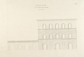 Palazzo Gondi - nuovo prospetto sulla via de'Gondi