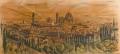 Firenze da San Miniato/ Panorama di Firenze da San Miniato