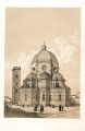 Cathedrale de Sainte Marie Des Fleurs. Dit le Dome de Florence. Cote' de l'abside