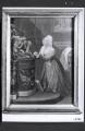 ritratto di Maria Clotilde di Francia regina di Sardegna