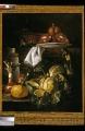natura morta di verdura e frutta