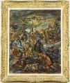[Crocifissione (da Tintoretto) di Emilio Vedova]