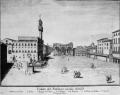 Veduta del Palazzo Vecchio del G. D.