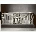Perseo, Gorgona e Atena: sarcofago
