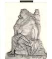 Imperatore romano seduto