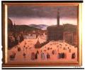 Supplizio di Savonarola in piazza della Signoria