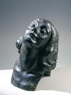 ritratto di Isadora Duncan