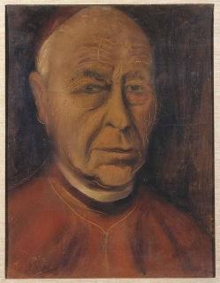 ritratto del cardinale Vincenzo Vannutelli
