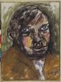 ritratto dello scrittore Piero Santi