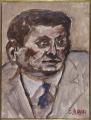 ritratto dello scrittore Tito Balestra