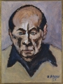 ritratto del pittore Rolando Fracassini