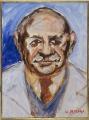 ritratto dello scrittore Nicola Lisi