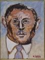 ritratto del medico Vittorio Rindi
