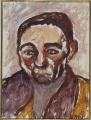 ritratto del pittore Bruno Rosai